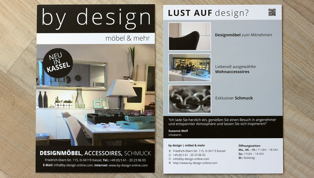 by design flyer kassel