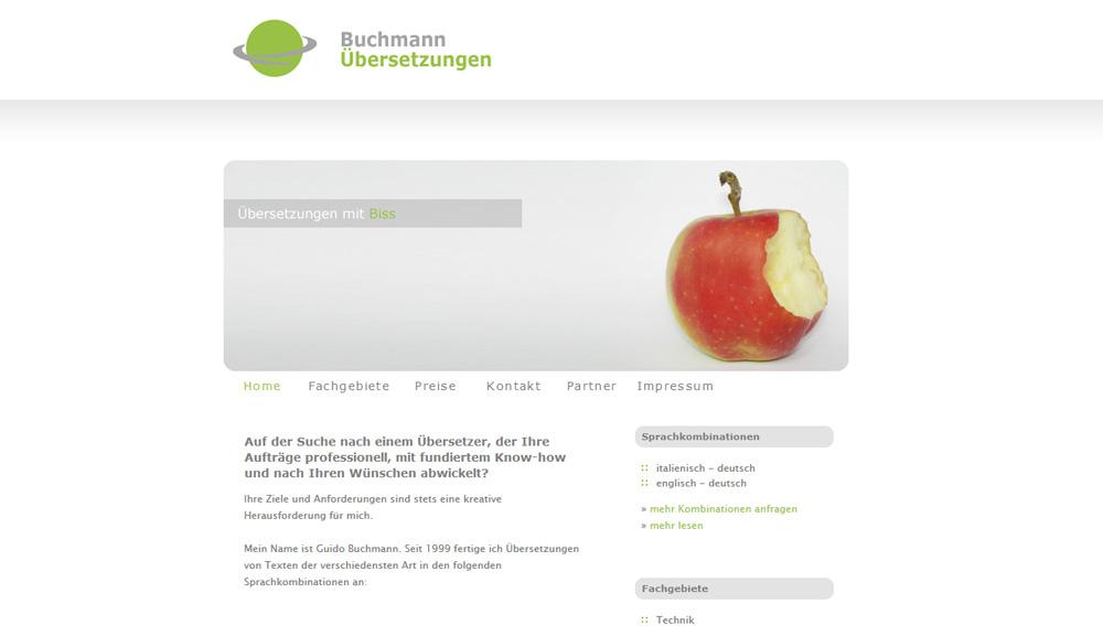 buchmann übersetzungen