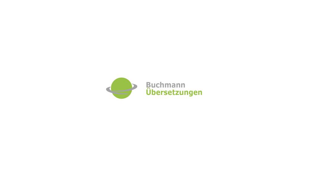 Buchmann Übersetzungen Logo
