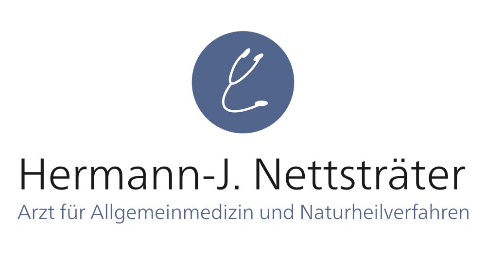 Arztpraxis Nettsträter Logo