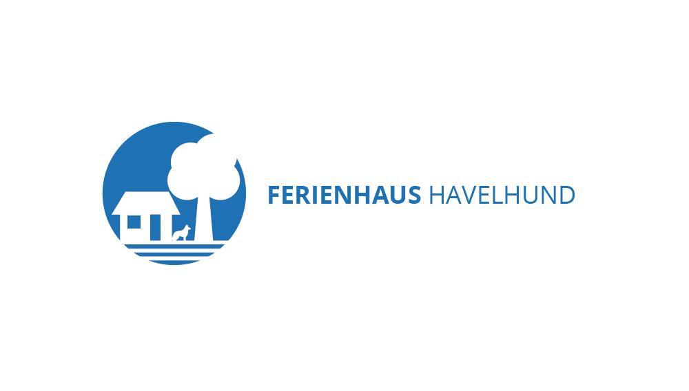 Ferienhaus Havelhund Logo