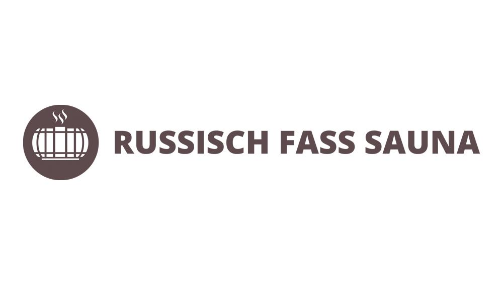 Logo - Russisch Fass Sauna