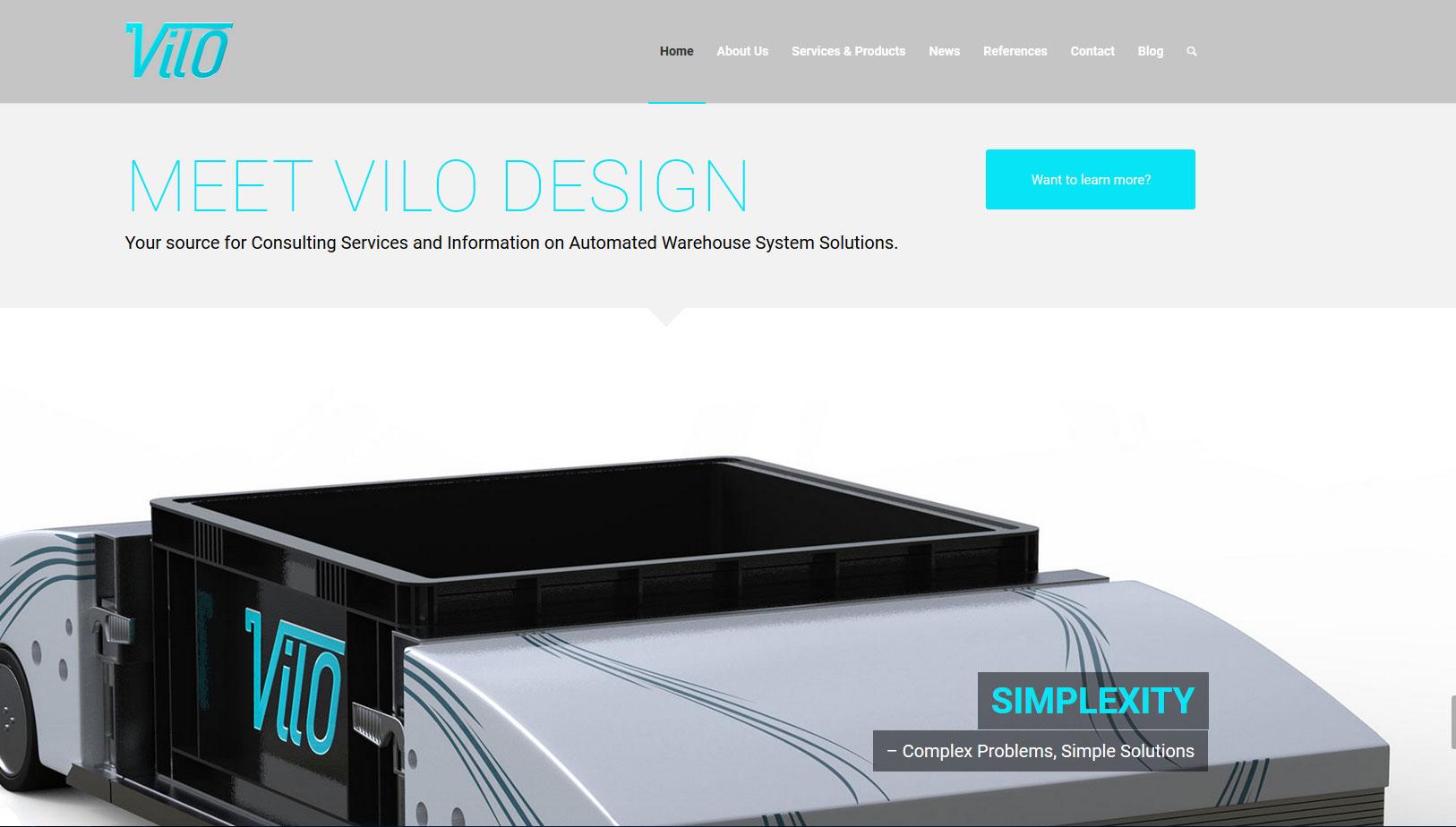 Vilo - Design